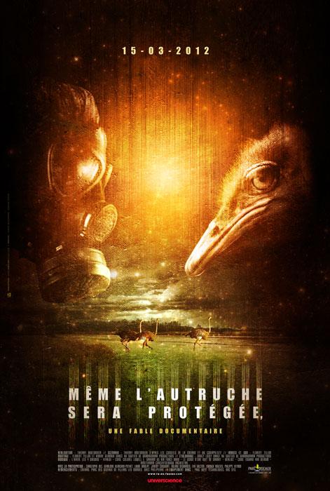 Affiche du film de Thierry Boutonnier  Vidéo (5min 05s) Version longue (12m32s) Production : « Universcience » Cité des sciences, Paris.