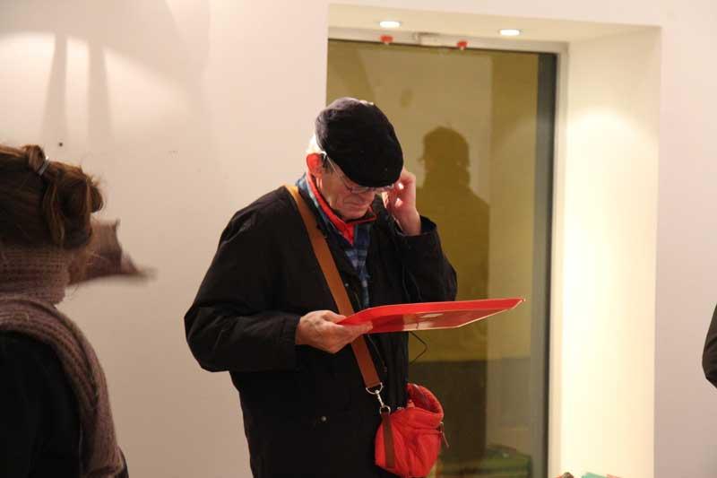 Photographie : Thierry Boutonnier Vue d'exposition Commissaire : Laurent Viala Zoo Galerie - Nîmes 2013