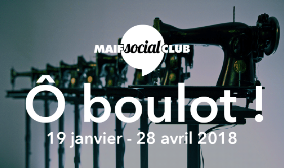 Invitation MAIF social club 2018 Paris