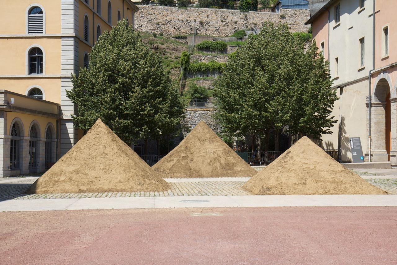 Substances, phase 1 : Le désert